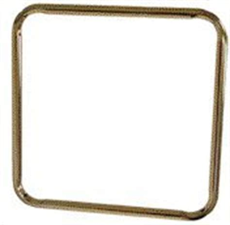 Bar Stool Ring Replacement by Bar Stool Ring 15 1 2 Quot 8169 Square Brass