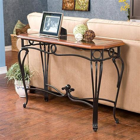 what is a sofa table used for ferforje mobilya evde son trend