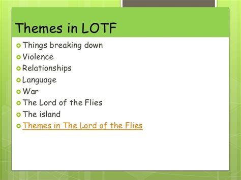 violence theme in lord of the flies lord of the flies gcse group task
