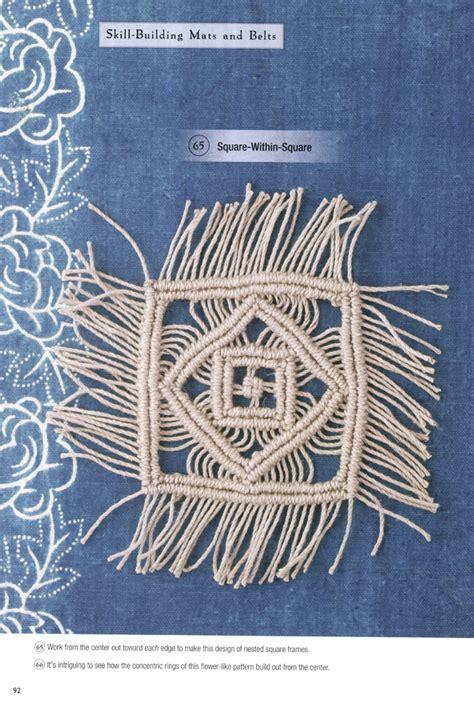 Best Macrame Book - macrame pattern book marchen macmillan