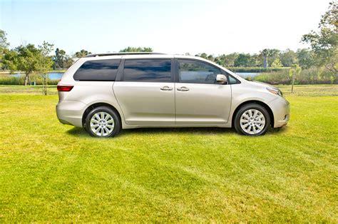 toyota ltd toyota creates the ultimate off road sienna minivan monster