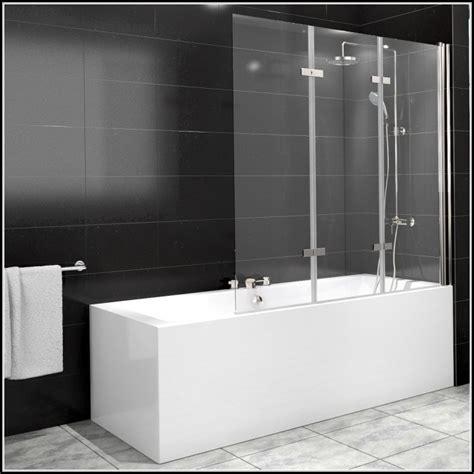 Badewannen Glasabtrennung by Duschwand Badewanne Glas Faltbar Badewanne House Und