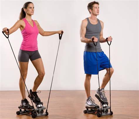 Alat Fitness Murah New Air Climber Mini Stepper Mini Steper air climber alat terapi stroke olahraga gerak tangan kaki