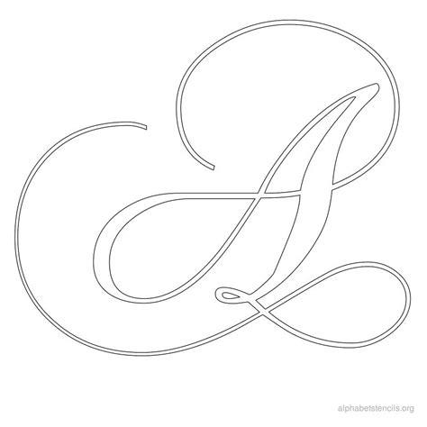 printable alphabet stencils uk alphabet stencils a printable stencils alphabet a