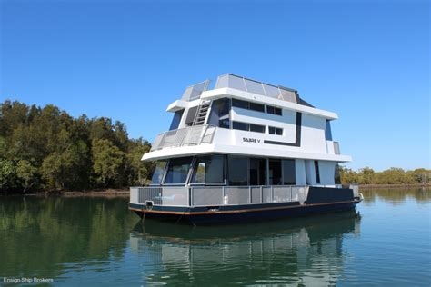 house boats for sale australia matthews houseboat 43 house boats boats online for