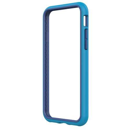 Rhinoshield Iphone 7 Crashguard Bumper Blue 4 rhinoshield crashguard bumper 2 0 for iphone 7 iphone 8 blue cgb0105407