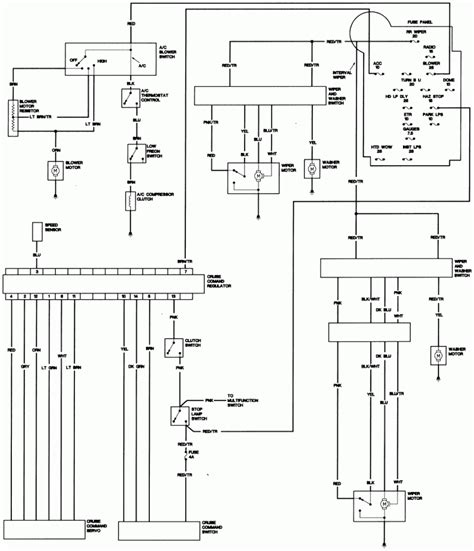 cj wiring diagram wiring diagram with description