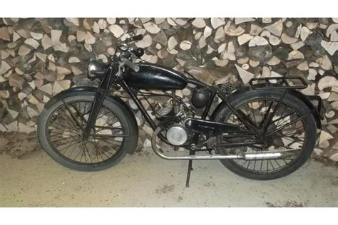 Motorrad Oldtimer Zündapp Norma 200 by Motorrad Bj 1936