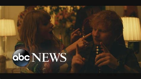 taylor swift end game stream taylor swift teases end game video with ed sheeran and