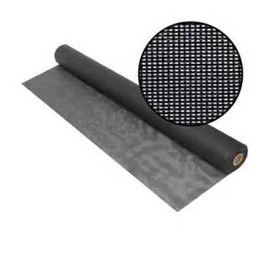 home depot solar screen phifer 60 in x 100 ft charcoal solar insect screen