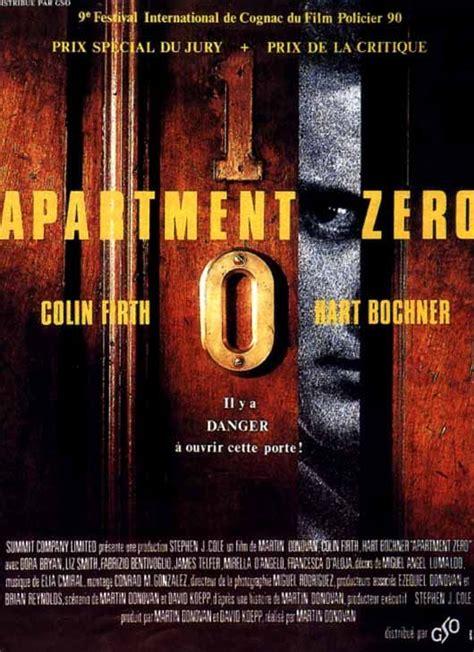 Apartment Zero Movie Poster - IMP Awards Colin Firth