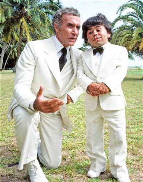 who played tattoo on fantasy island s of physically unique actors