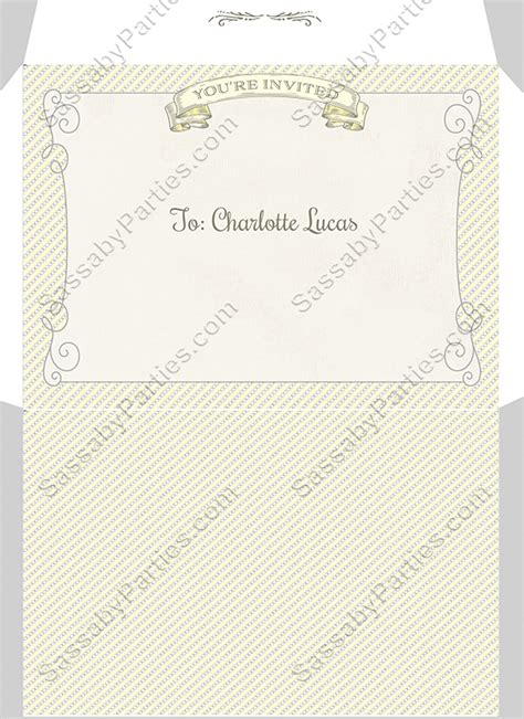 Duckling Baby Shower by Duckling Baby Shower Invitation