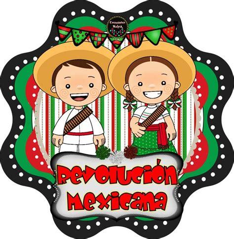 imagenes sobre la revolucion mexicana para niños bonitos dise 241 os de personajes y distintivos de la