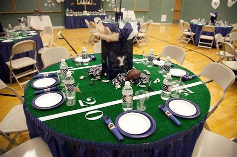 football themed decorating ideas sports wedding wedding sports theme 2080048 weddbook