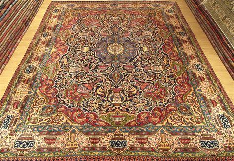 kashmar rugs beautiful simi antique kashmar rug 10x14