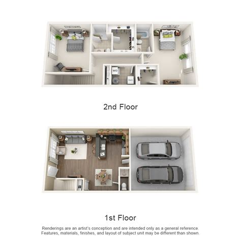 two bedroom townhomes for rent rates floor plans townhomes on blackhawk landing