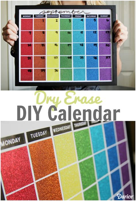 best make your own calendar the 25 best make your own calendar ideas on