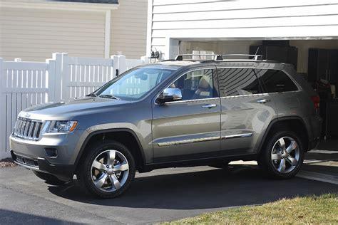 grey jeep grand cherokee zainoed my new 2012 jeep grand cherokee overland hemi v8