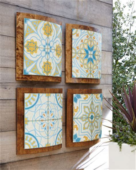 outdoor decorative tiles for walls paragon decors world tiles wall decor