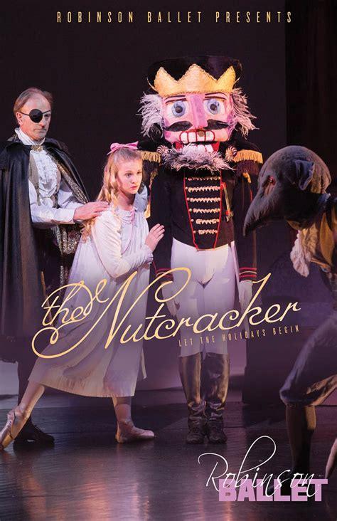 6 grand nutcracker nutcracker robinson ballet and school of robinson ballet