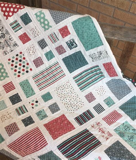 Pdf Quilt Patterns by Pdf Quilt Pattern Layer Cake Pattern Simple Quilt Pattern