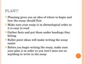 Writing A How To Essay by How To Write A Essay