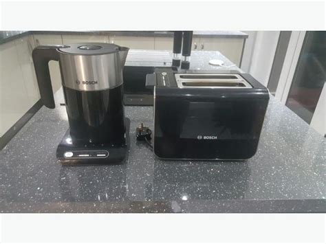Bosch Kettle And Toaster Set bosch kettle and toaster set rowley regis dudley
