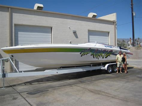 scarab boats arizona 1993 wellcraft scarab thunder powerboat for sale in arizona
