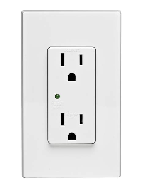 leviton 5280 w 15 125 volt decora plus duplex surge