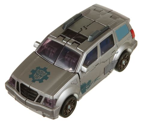 Transformers Magazine Rotf Universe Limited Edition deluxe class autobot gears transformers of the fallen rotf autobot