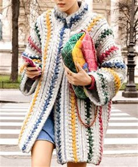 Melisa Rajut Knit 1000 ideas about crochet coat on crocheting
