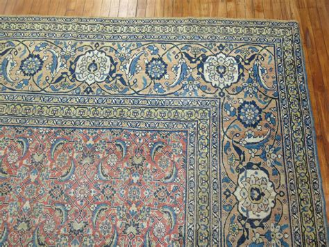 Japanese Style Rugs by Antique Tabriz Style Rug For Sale At 1stdibs