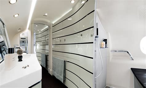 Jet Showers Bathroom Cabin Comforts Continue To Get Better In Jets