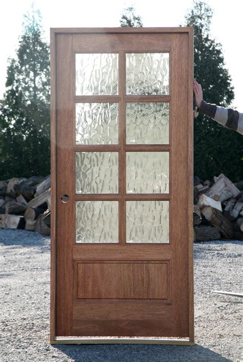 Exterior Door Glass Flemish Glass Doors Exterior 8 Lite