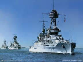 Imperial Unit Of Measure american battleships in line ahead in peaceful times lea