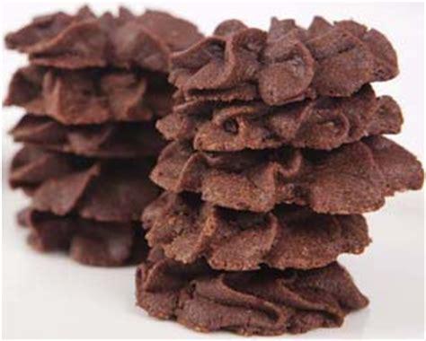 Kue Kering Cokelat Semprit Cokelat 4ll download resep kue semprit coklat