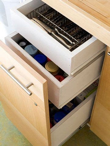 done right cabinet rev a small kitchen on a budget drawers smart