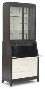 Modern Desk With Hutch Huxley Desk With Hutch Modern By Mitchell Gold Bob Williams