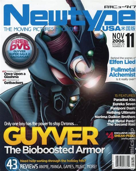 a maverick usa way volume 5 books newtype usa comic books issue 5