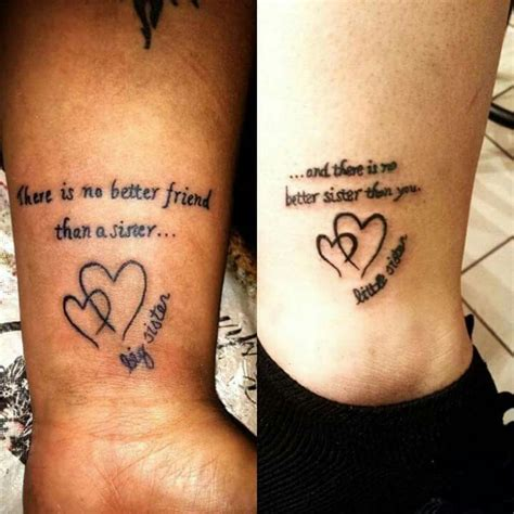 tattoo meaning sister sister tattoo pinteres