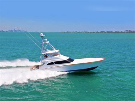 used sport fishing boats for sale florida 2015 used f and s flybridge sport fisherman sports fishing
