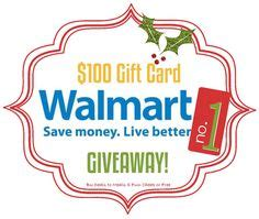 100 Walmart Gift Card Christmas Giveaway - 1000 images about giveaways on pinterest deals to meals enter to win and at midnight