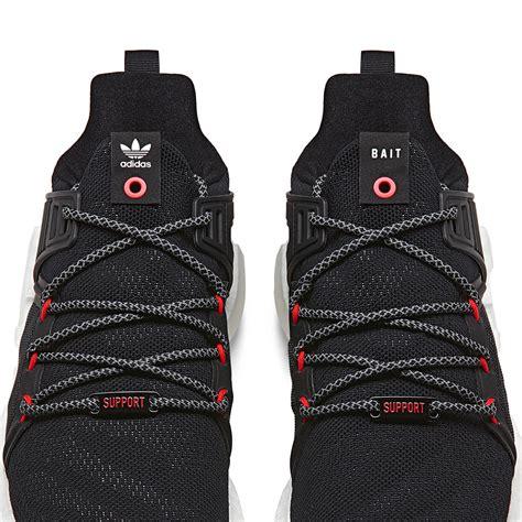 Bait X Adidas Eqt Support 93 17 Black adidas consortium x bait eqt support 93 17 r d pack