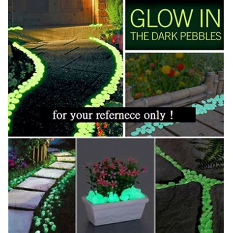 glow in the paint yard ideas fish tank decorative gravel for garden yard