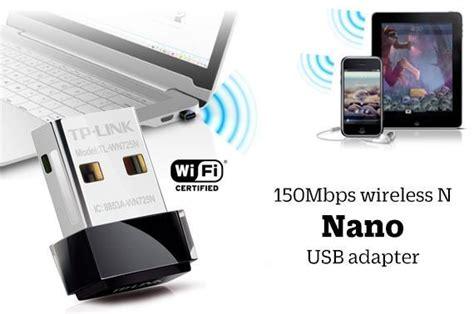 Tp Link Tl Wn725n Promo Diskon wifi usb tp link tl wn725n airnet veloce e