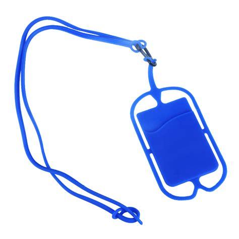 Remax Smartphone Lanyard Size Berkualitas 1 promotional silicone phone wallet with lanyard inyooh