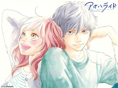 ao haru ride all aboard the ao haru ride myanimelist net