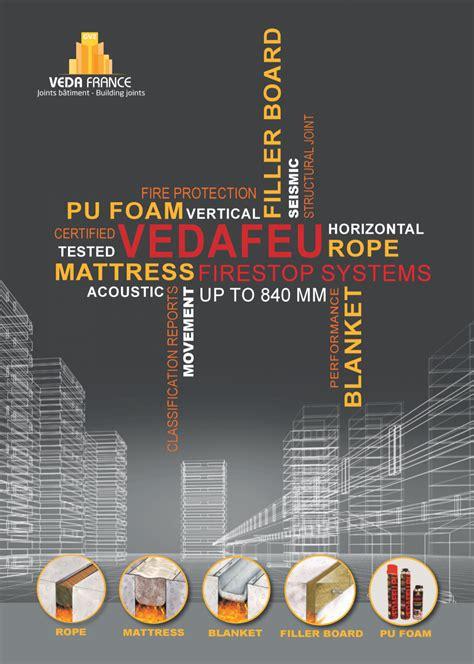 redas design and build contract catalog brosura protectie la foc joint covers