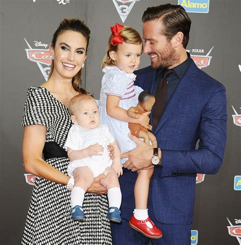 10 Great Kid S armie hammer reveals date night rule don t talk about the